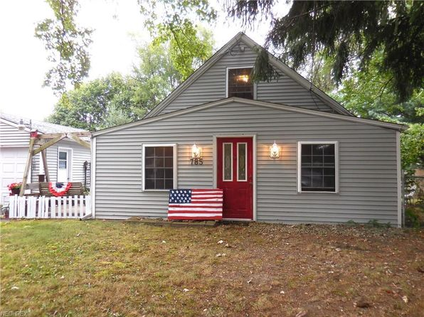 2 bed 1 bath Single Family at 785 Mohawk Trl Akron, OH, 44312 is for sale at 70k - 1 of 32