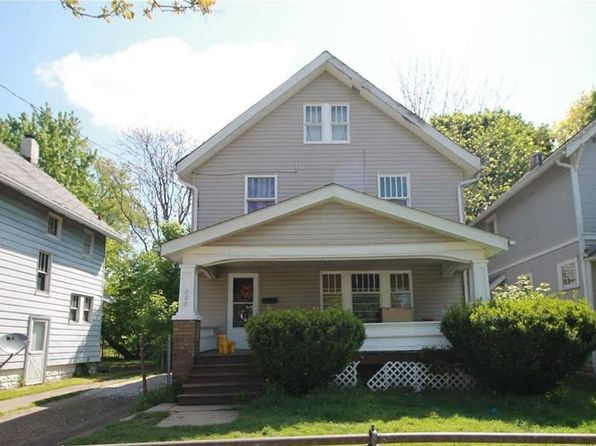 4 bed 1 bath Single Family at 889 Chalker St Akron, OH, 44310 is for sale at 59k - google static map