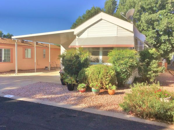 1 bed 1 bath Mobile / Manufactured at 916 N Mesquite Tree Dr Prescott Valley, AZ, 86314 is for sale at 98k - 1 of 12