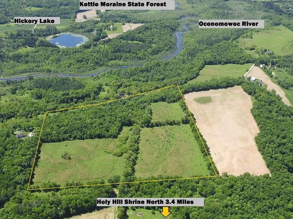 null bed null bath Vacant Land at 0 Emerald Dr Hubertus, WI, 53033 is for sale at 699k - 1 of 24