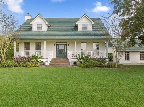 4 bed 4 bath Single Family at 696 Grand Bayou Rd Des Allemands, LA, 70030 is for sale at 345k - 1 of 25