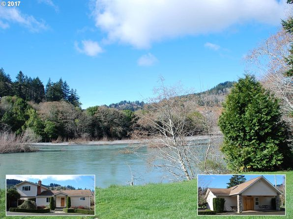 4 bed 4 bath Single Family at 98392 N Bank Chetco Rd Brookings, OR, 97415 is for sale at 769k - 1 of 32