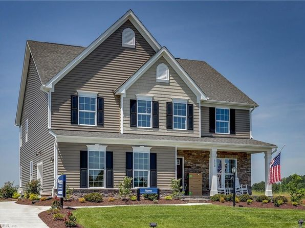 4 bed 3 bath Single Family at 605 Combs Ln Chesapeake, VA, 23321 is for sale at 386k - google static map