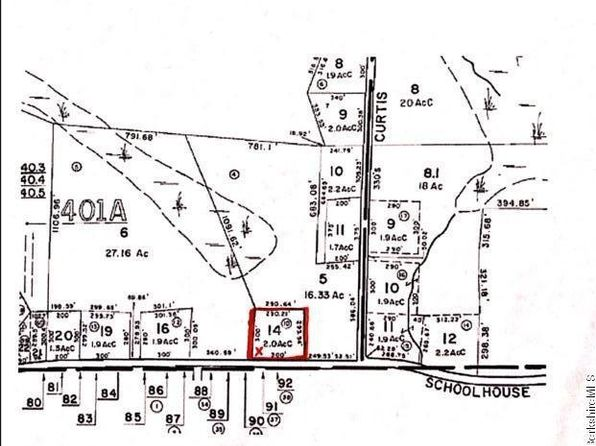 null bed null bath Vacant Land at  MOREAU RD BLANDFORD, MA, 01008 is for sale at 35k - google static map