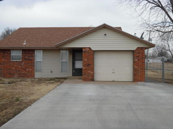 3 bed 2 bath Single Family at 407 N Jones Ave Cushing, OK, 74023 is for sale at 92k - 1 of 15