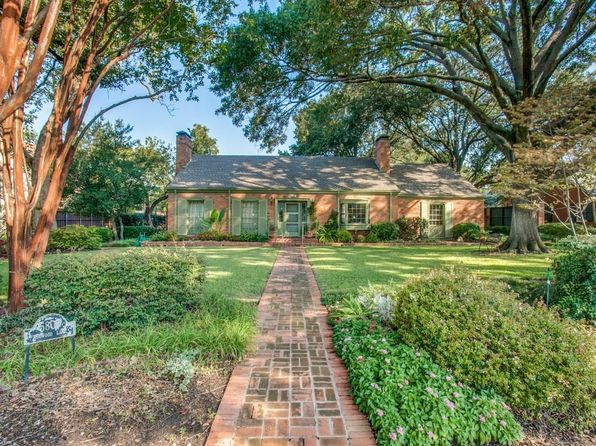 3 bed 2 bath Single Family at 5807 Redwood Ln Dallas, TX, 75209 is for sale at 1.10m - 1 of 9