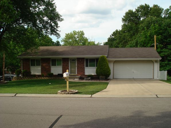 4 bed 2 bath Single Family at 3731 Calef Dr Saint Louis, MO, 63125 is for sale at 155k - 1 of 7