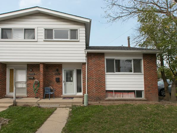 3 bed 2 bath Townhouse at 8058 W Lyons St Niles, IL, 60714 is for sale at 245k - 1 of 22