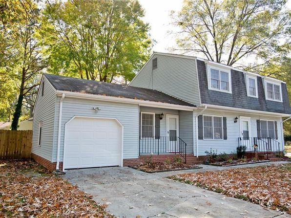 4 bed 3 bath Single Family at 718 Galahad Dr Newport News, VA, 23608 is for sale at 220k - 1 of 32