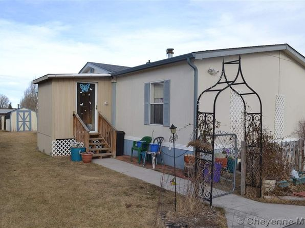 4 bed 2 bath Mobile / Manufactured at 716 Pleasant Valley Trl Cheyenne, WY, 82007 is for sale at 50k - 1 of 12
