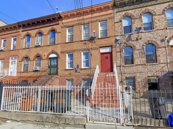 8 bed 3 bath Townhouse at 1419 Saint Marks Ave Brooklyn, NY, 11233 is for sale at 1.10m - google static map