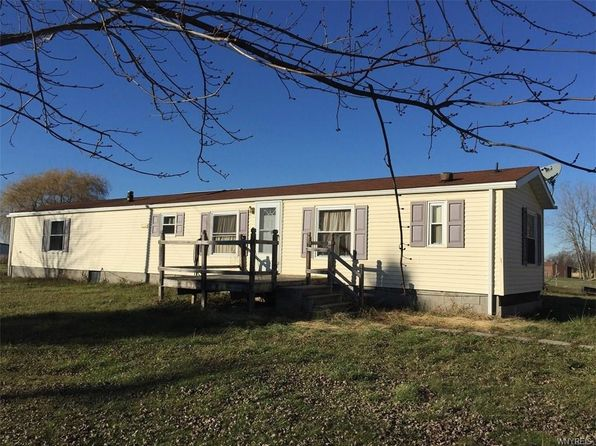 3 bed 2 bath Mobile / Manufactured at 11415 Portage Rd Medina, NY, 14103 is for sale at 57k - 1 of 5