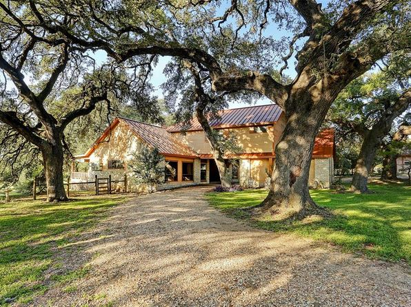 4 bed 3 bath Single Family at 205 BAUER RUMMEL RD ROUND TOP, TX, 78954 is for sale at 1.10m - 1 of 24