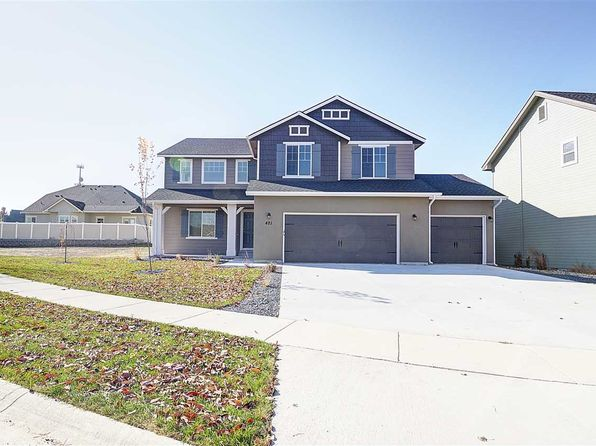 4 bed 2.5 bath Single Family at 421 E SUNRISE RIM RD NAMPA, ID, 83686 is for sale at 260k - 1 of 21