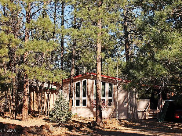2 bed 2 bath Mobile / Manufactured at 4191 Mark Twain Dr Pinetop, AZ, 85935 is for sale at 135k - 1 of 24