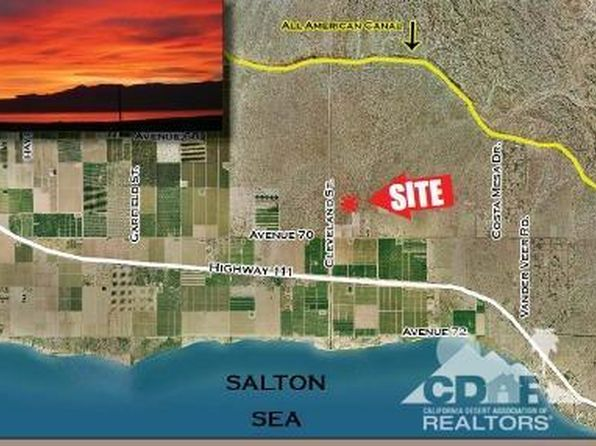 null bed null bath Vacant Land at 0 Cleveland Mecca, CA, 92254 is for sale at 35k - google static map