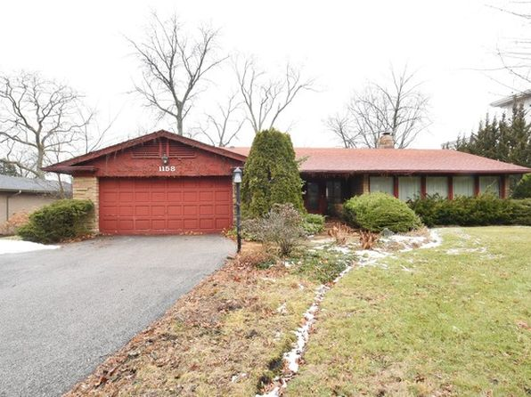 5 bed 4 bath Single Family at 1158 Oak Ridge Dr Glencoe, IL, 60022 is for sale at 575k - 1 of 21