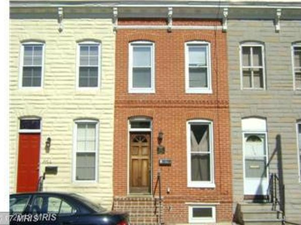 2 bed 2 bath Townhouse at 1154 W Hamburg St Baltimore, MD, 21230 is for sale at 159k - 1 of 5