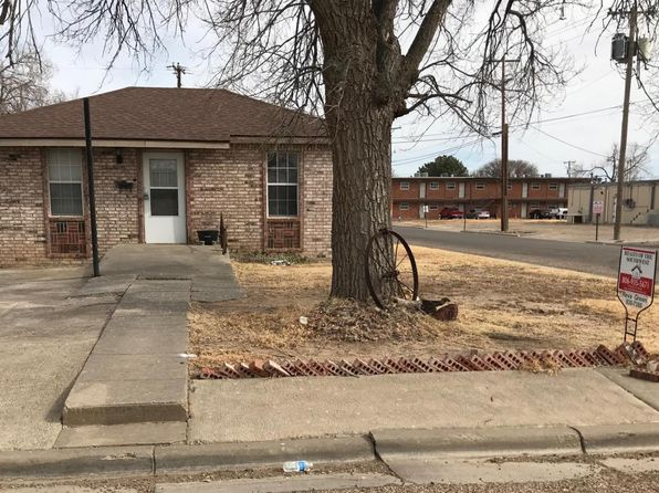 2 bed 1 bath Single Family at 100 Oak Ave Dumas, TX, 79029 is for sale at 70k - google static map