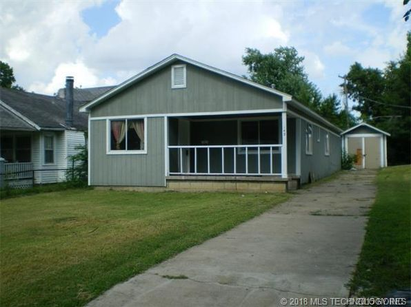 3 bed 1 bath Single Family at 143 N New Haven Ave Tulsa, OK, 74115 is for sale at 58k - google static map