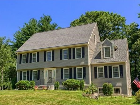 6 bed 4 bath Single Family at 4 Pheasant Ln Groveland, MA, 01834 is for sale at 597k - 1 of 30