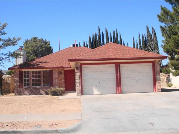 3 bed 2 bath Single Family at 1729 GREGORY JARVIS DR EL PASO, TX, 79936 is for sale at 124k - 1 of 14