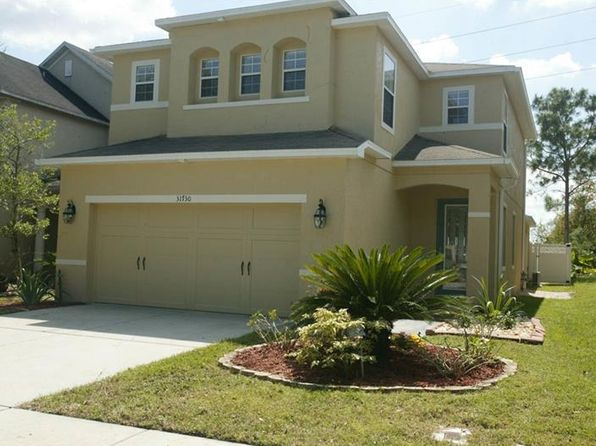 4 bed 3 bath Single Family at 31730 Spoonflower Cir Wesley Chapel, FL, 33545 is for sale at 263k - 1 of 25