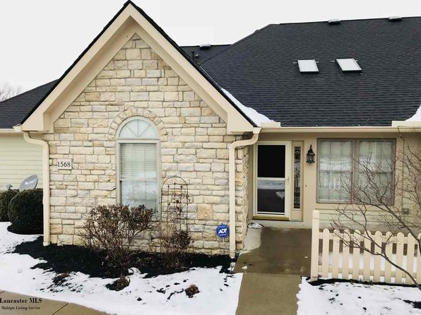 2 bed 2 bath Condo at 1568 Stone Glen Dr Lancaster, OH, 43130 is for sale at 210k - 1 of 18