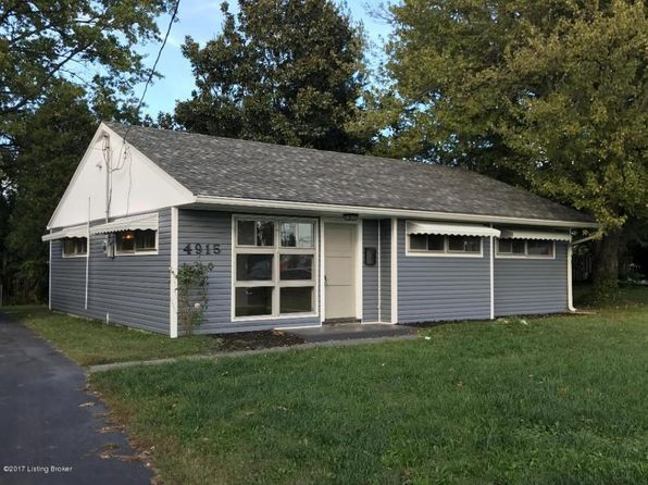 3 bed 1 bath Single Family at 4915 Preston Dr Lynnview, KY, 40213 is for sale at 100k - 1 of 9
