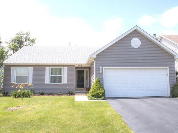 3 bed 2 bath Single Family at 2418 Iroquois Ln Round Lake Heights, IL, 60073 is for sale at 180k - 1 of 16
