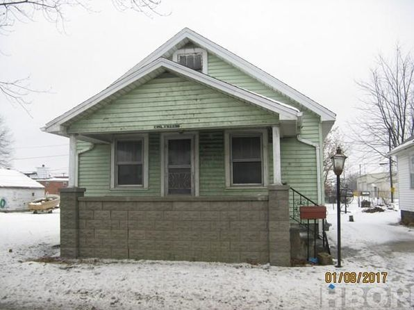 2 bed 1 bath Single Family at 220 E Lytle St Fostoria, OH, 44830 is for sale at 15k - google static map