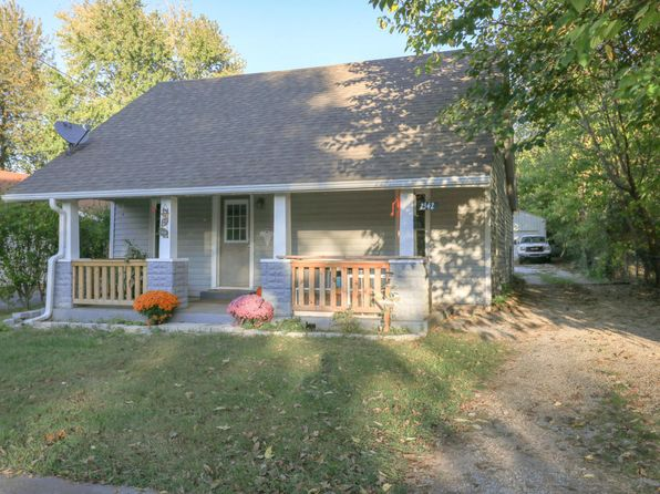3 bed 2 bath Single Family at 2542 N East Ave Springfield, MO, 65803 is for sale at 96k - 1 of 21