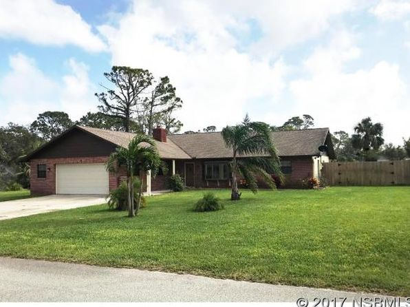 3 bed 2 bath Single Family at 128 Flamingo Rd Edgewater, FL, 32141 is for sale at 270k - 1 of 23