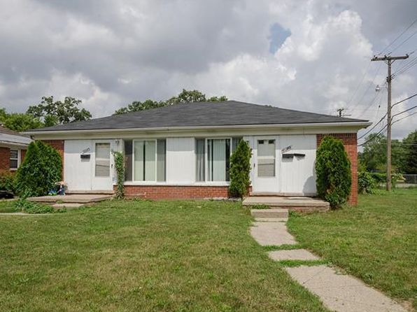 2 bed 1 bath Single Family at 2289 Ackley Ave Westland, MI, 48186 is for sale at 48k - 1 of 20