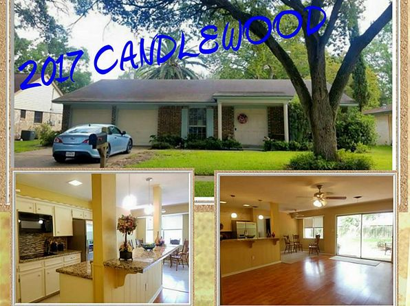 4 bed 2 bath Single Family at 2017 Candlewood Dr Bay City, TX, 77414 is for sale at 165k - 1 of 21