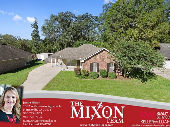 3 bed 2 bath Single Family at 39027 Creek Dr Ponchatoula, LA, 70454 is for sale at 160k - 1 of 18