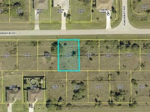 null bed null bath Vacant Land at 420 Grant Ave Lehigh Acres, FL, 33972 is for sale at 5k - 1 of 3