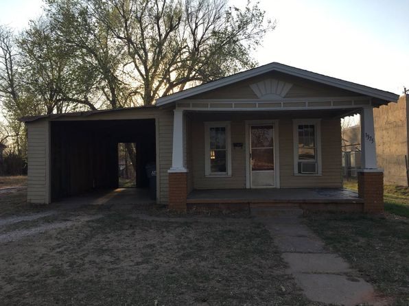 2 bed 2 bath Single Family at 1375 & 1363 Main St Waynoka, OK, 73860 is for sale at 20k - 1 of 4