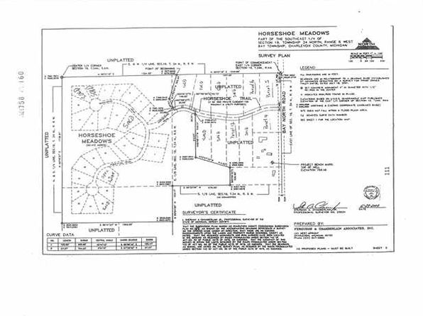 null bed null bath Vacant Land at 6 Horseshoe Trl Petoskey, MI, 49770 is for sale at 16k - google static map