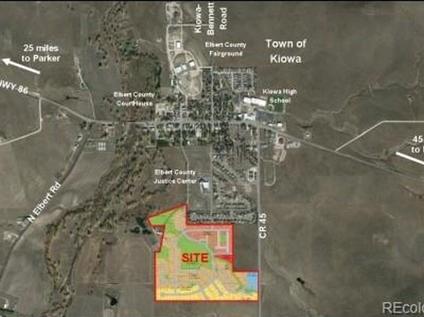 null bed null bath Vacant Land at  County Road 45 Kiowa, CO, 80117 is for sale at 1.15m - 1 of 22
