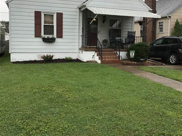 2 bed 1 bath Single Family at 219 33rd St W Huntington, WV, 25704 is for sale at 90k - 1 of 15