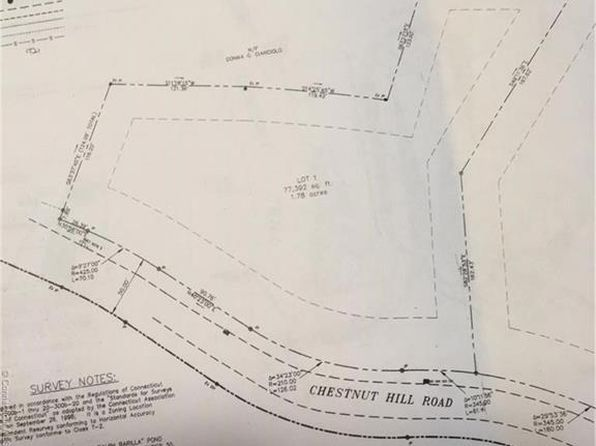 null bed null bath Vacant Land at 40-50 Chestnut Hill Rd Wolcott, CT, 06716 is for sale at 110k - 1 of 2
