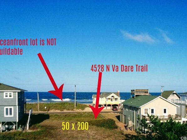 null bed null bath Vacant Land at 4528 Virginia Dare Trl N Kitty Hawk, NC, 27949 is for sale at 279k - 1 of 5