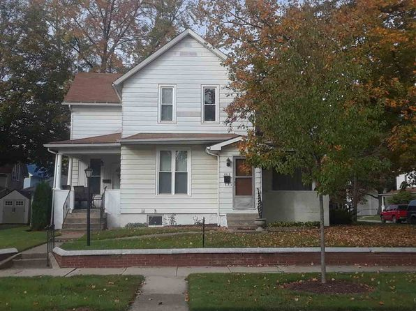 2 bed 2 bath Single Family at 411 N Main St Auburn, IN, 46706 is for sale at 112k - 1 of 32