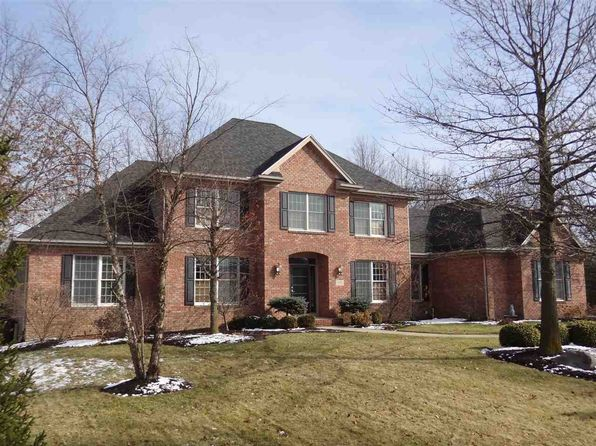 5 bed 5 bath Single Family at 1927 INVERNESS LAKES XING FORT WAYNE, IN, 46804 is for sale at 395k - 1 of 35