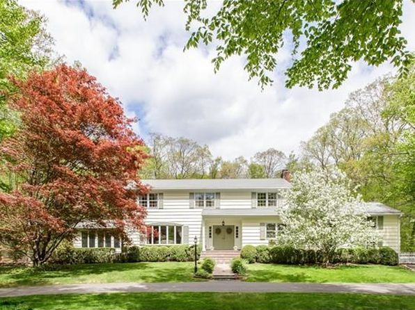 4 bed 3 bath Single Family at 127 Danforth Dr New Canaan, CT, 06840 is for sale at 1.22m - 1 of 25