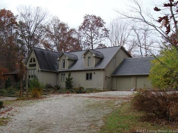 4 bed 2 bath Single Family at 5809 W Oak Hill Rd Scottsburg, IN, 47170 is for sale at 280k - 1 of 7