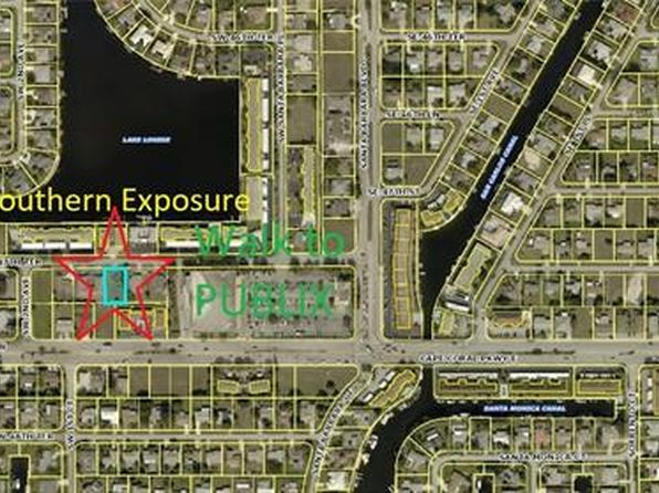 null bed null bath Vacant Land at 146 SW 47TH TER CAPE CORAL, FL, 33914 is for sale at 75k - google static map