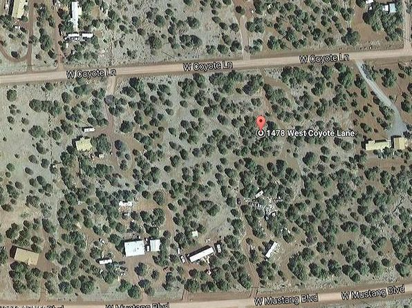 null bed null bath Vacant Land at 1478 W COYOTE LN WILLIAMS, AZ, 86046 is for sale at 16k - 1 of 4