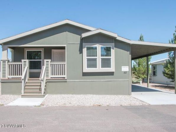 3 bed 2 bath Mobile / Manufactured at 2050 W State Route 89a Cottonwood, AZ, 86326 is for sale at 139k - 1 of 22